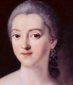 a1754 Princess Ekaterina Alexandrovna Rostovskaya by Ivan Petrovich Argunov