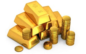 the-price-of-gold-denominated-in-convertible-currency-and-profitable-stock-exchange