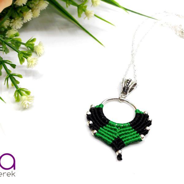 Nina nyaklánc – zöld